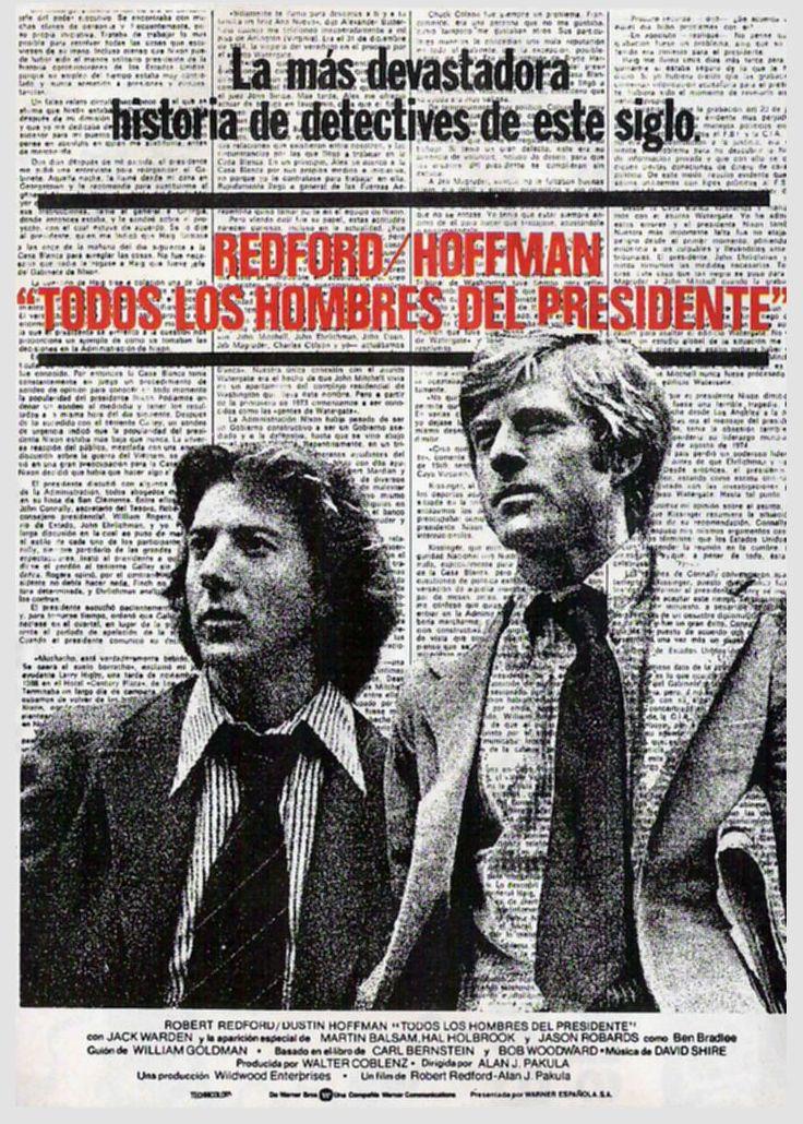 Todos los hombres del presidente - All the president's men