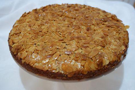 Arabische Honingkoek