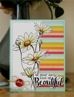 Unity Stamp Company: KOTM Monday Kary Lim