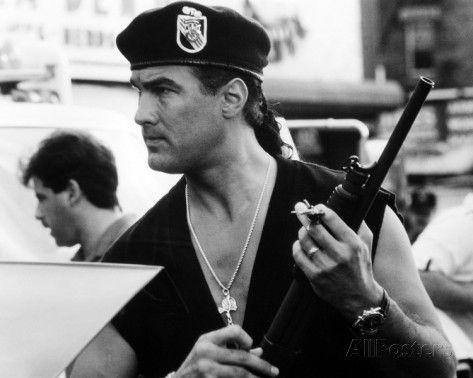 Steven Seagal - Out for Justice Photo at AllPosters.com
