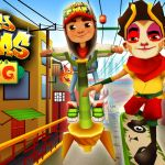 Download Subway Surfers Beijing Hack with Unlimited Coins and Keys. | AxeeTech