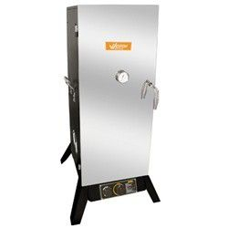 "36"" Vertical Propane Gas Smoker"