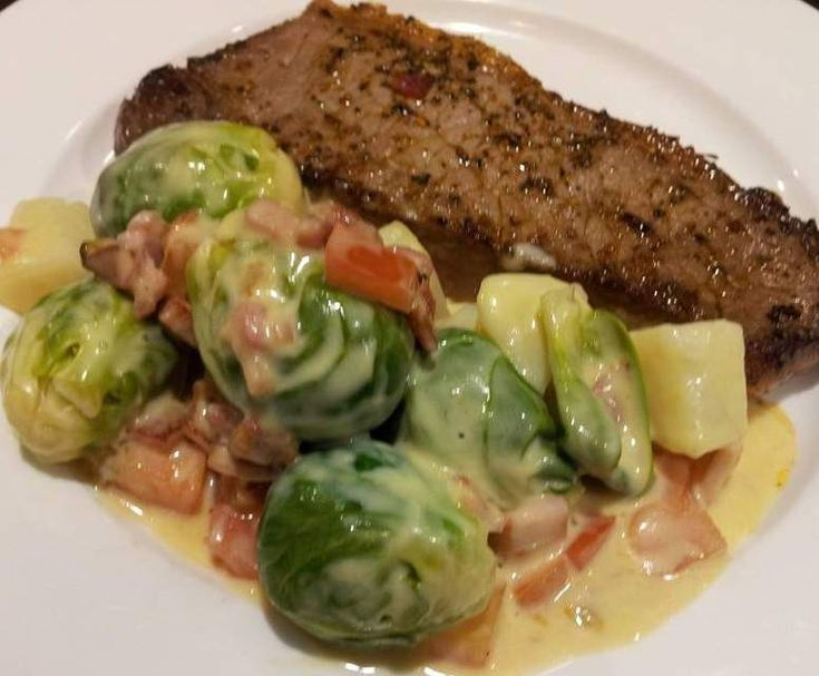 Recipe Carola's Brussels Sprout Delight by Carola Cocacola - Recipe of category Main dishes - others