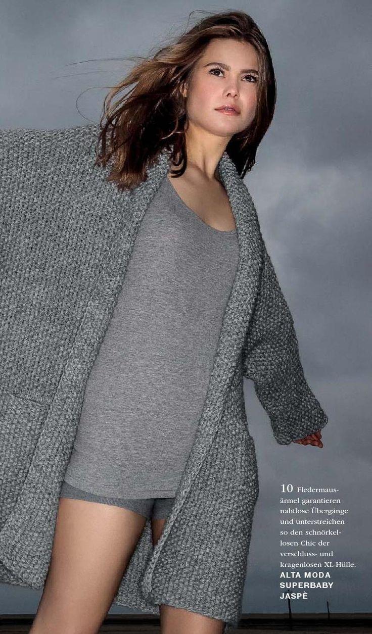 #ClippedOnIssuu from Lana Grossa FILATI Handstrick No. 61