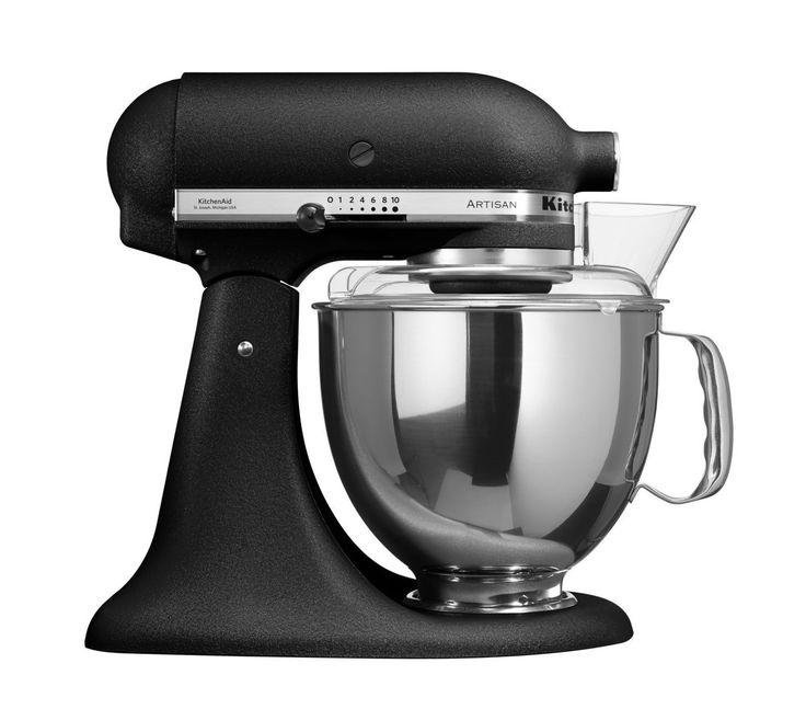 Kitchenaid 5KSM150PSEBK robot culinaire castiron noir: Amazon.fr: Cuisine & Maison