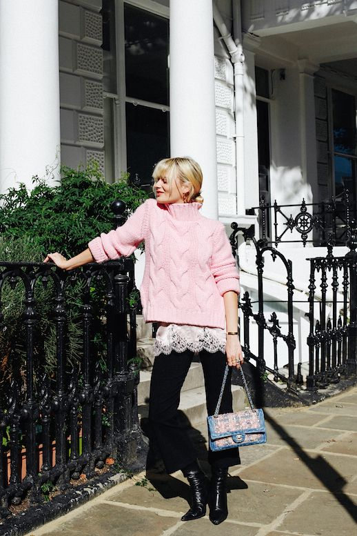 How This Editor Wears Pink | Le Fashion | Bloglovin'