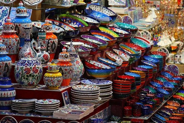 Istanbul Grand Bazar, Turkey