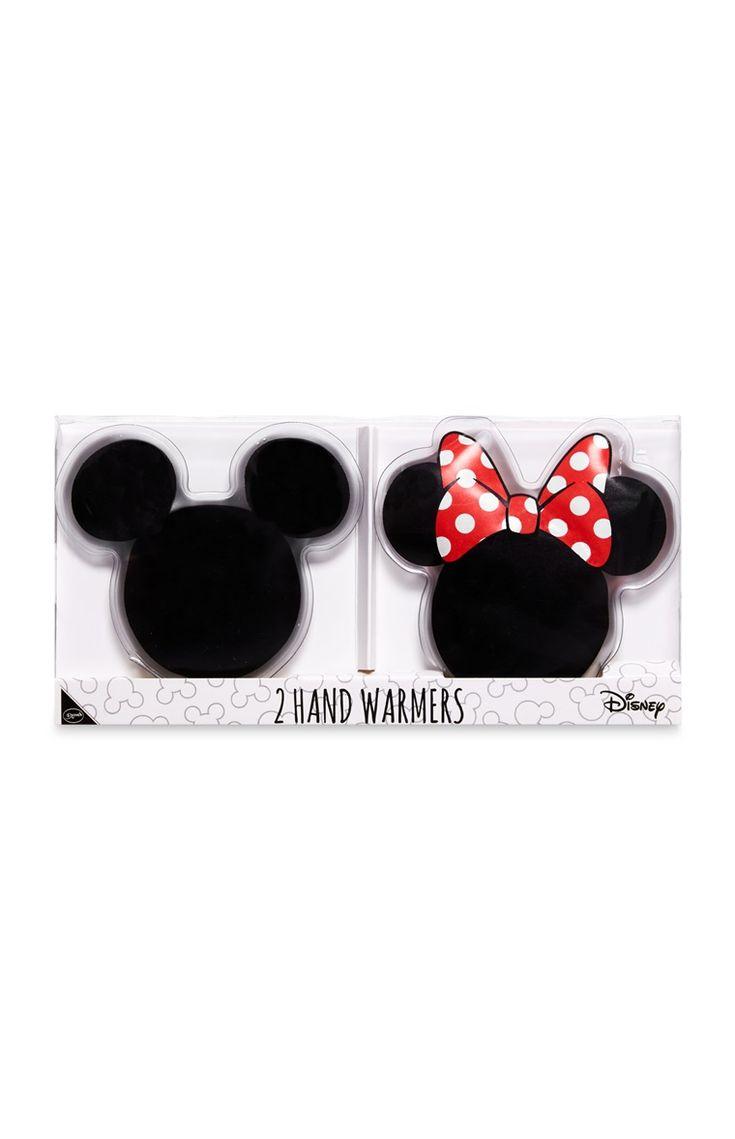 Primark - Aquecedores de mãos Mickey Mouse