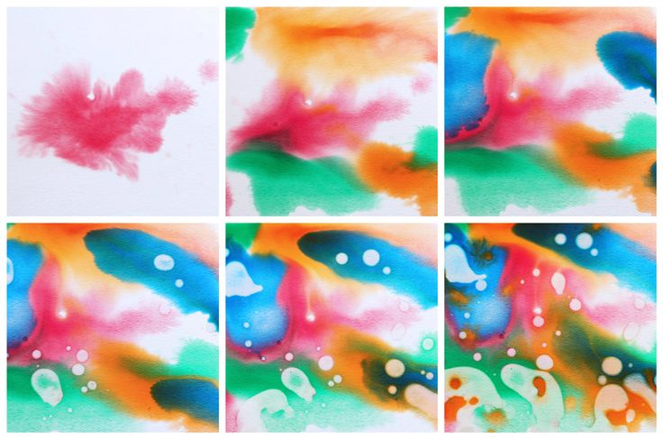 Easy Art Projects For Kids Watercolors Amp Oil Kids