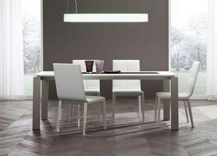 Modern asztal David - www.montegrappamoblili.hu