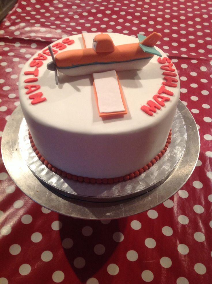 Planes Birthday Cake