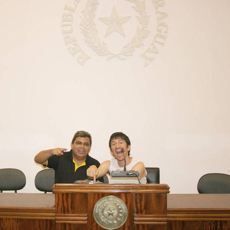em Congreso Nacional de la República del Paraguay (sala de Sesiones Bicameral)
