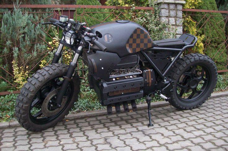 bmw k100 scrambler cafe racer in Auto & Motorrad: Fahrzeuge, Motorräder, BMW | eBay!