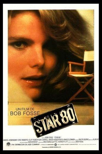 Star 80 (1983) con Mariel Hemingway, Eric Roberts, Cliff Robertson, Carroll Baker