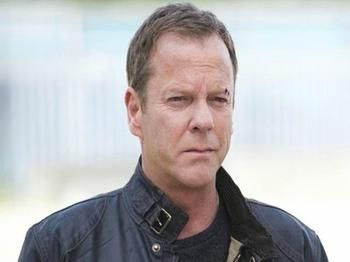 Kiefer Sutherland Doesn't Want His Daughter To Act