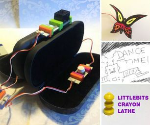 LittleBits Projects #electronics #collection #supercharged