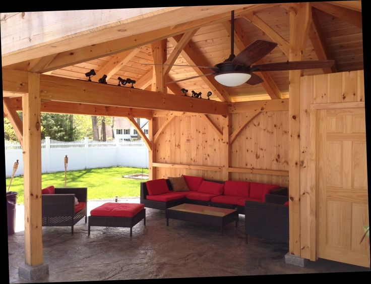 Pool House This Shaped Structure Hip Roof