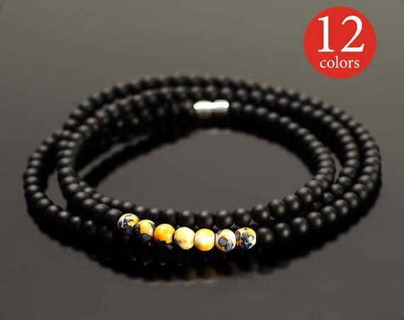 Boys bracelets, Male bracelets, Minimalist jewelry, Gents bracelet, Guy bracelets, Mens designer bracelets, Mens fashion bracelets. by GATURA