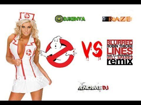 [Best Halloween Music 2013] Blurred Lines vs Ghostbusters Remix #VegasHalloween #FatManScoop #DJKnowledge #DJKenya #BestHalloweenMix