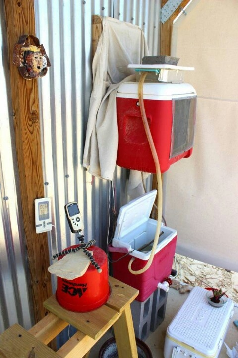 16 Best Images About Homemade Swamp Coolers On Pinterest