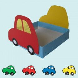 trakteerdoos auto