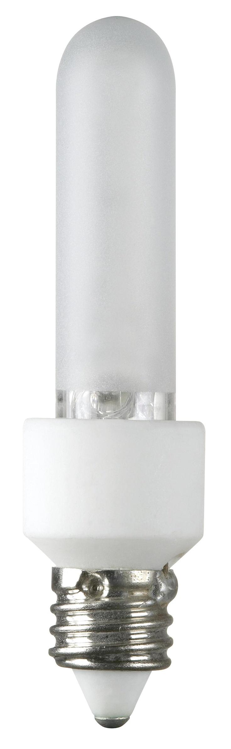 60-Watts Krypton/Xenon Frosted Mini-Can Light Bulb -