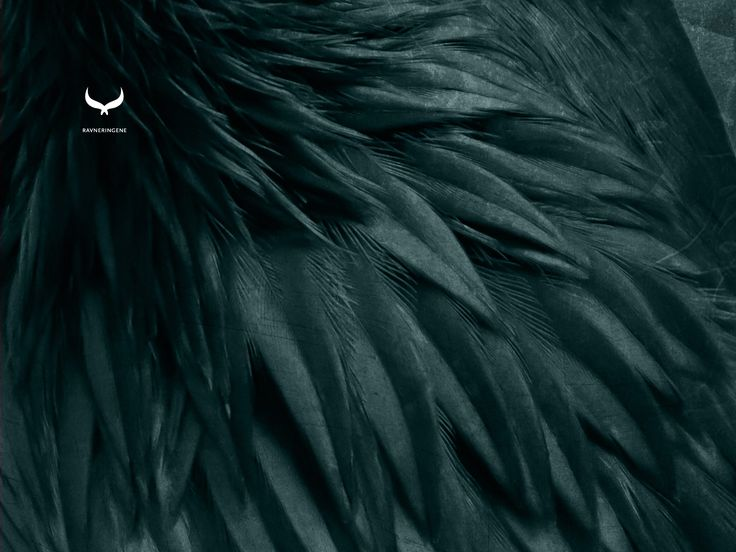 The Raven Rings - Wallpaper.  #norse #fantasy