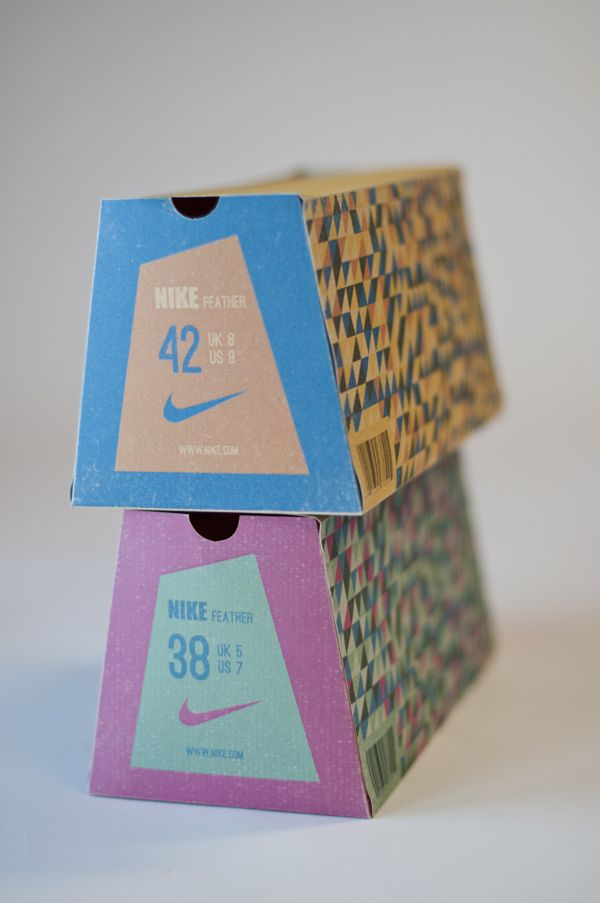 Shoe Box Design Shoes Packaging Pinterest
