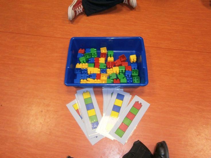 LA CLASE DE MIREN: mis experiencias en el aula: SERIES CON TORRES DE CONSTRUCCIONES