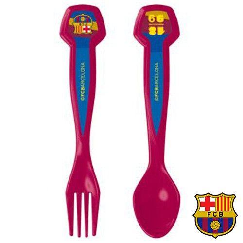FC Barcelona #Cutlery Set (2 Pieces)