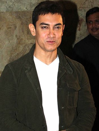 Aamir Khan remembers Pran!