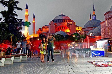 Sultanahmet İstanbul Turkey