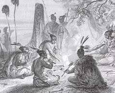 """""""When the Maoris overcame the gentle Morioris of the Chatham Islands, not only did they keep the captives penned up like live-stock waiting to be killed and eaten, but one of the leading chiefs of the invaders ordered a meal of six children at once to be cooked to regale his friends."""""""