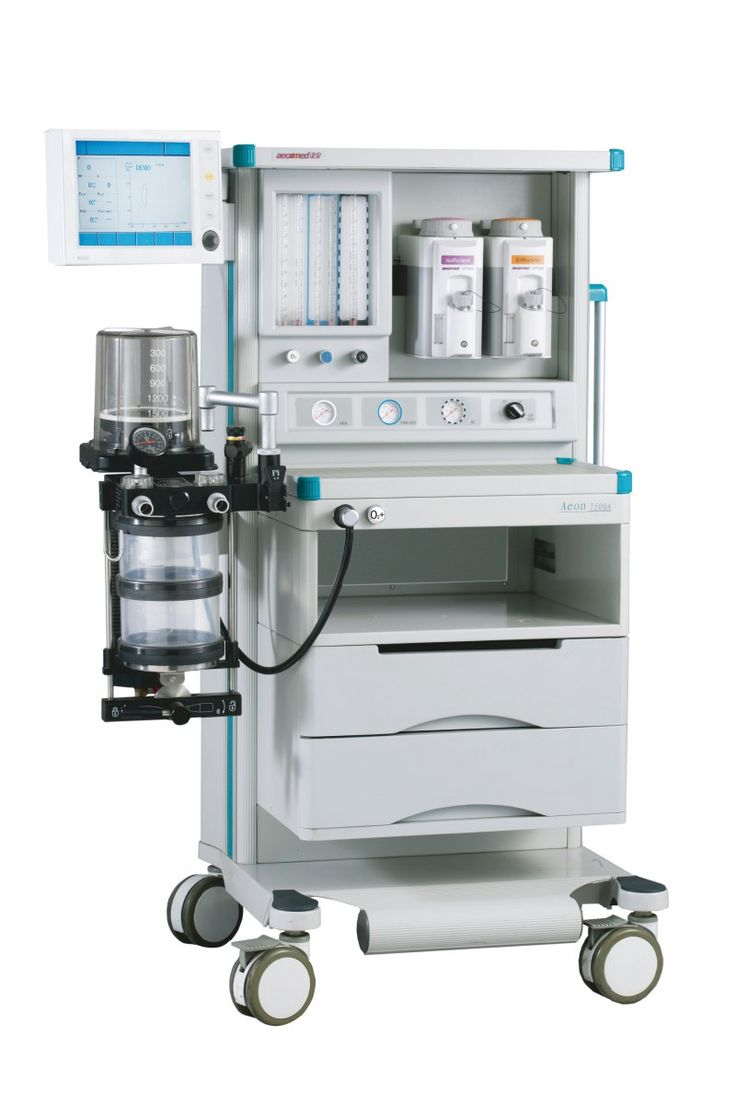 Aparat Anestezie AEON 7500A