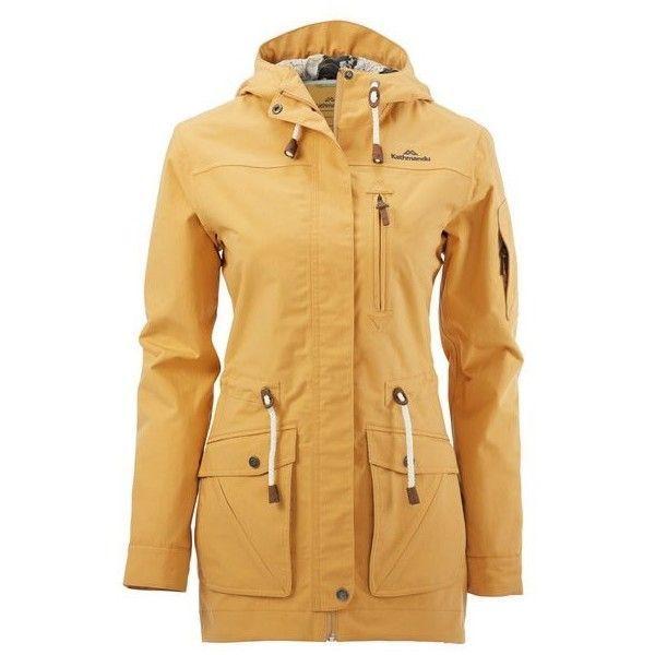 Expedite Women's Rain Coat ($220) ❤ liked on Polyvore featuring outerwear, coats, travel coat, mac coat, waterproof coat, brown coat and waterproof raincoat #RaincoatsForWomenTravel