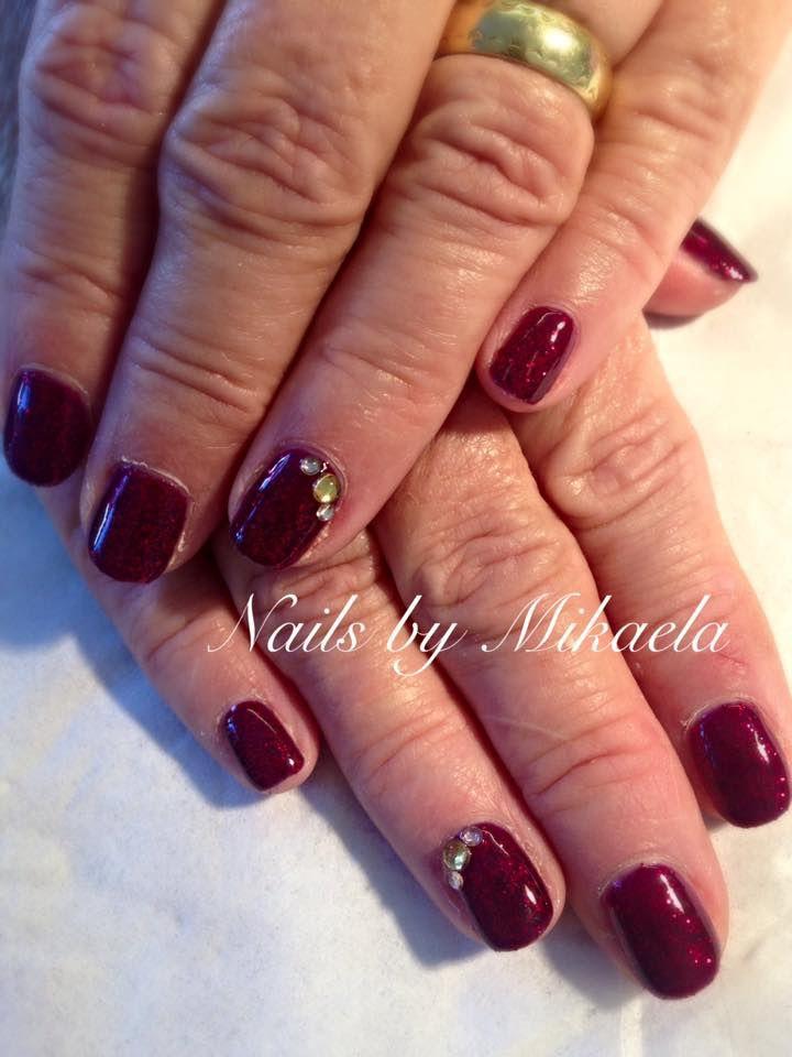 9 best Gel polish on natural nails images on Pinterest | Gel nail ...
