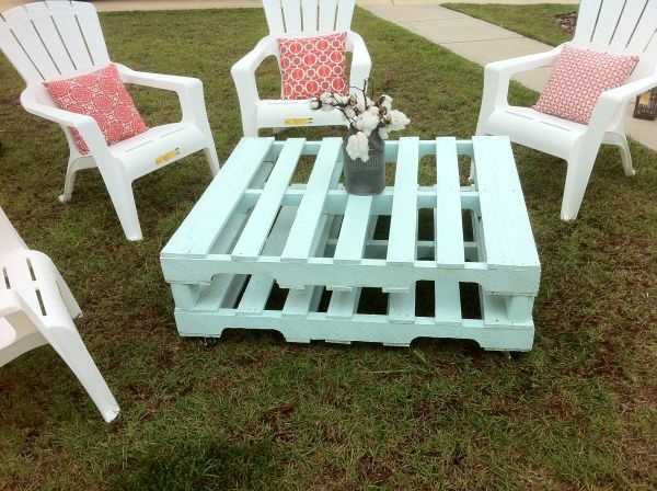 And more pallet ideas