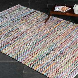 Miami Recycled Cotton Rug · Cotton RugsEco FriendlyMiami