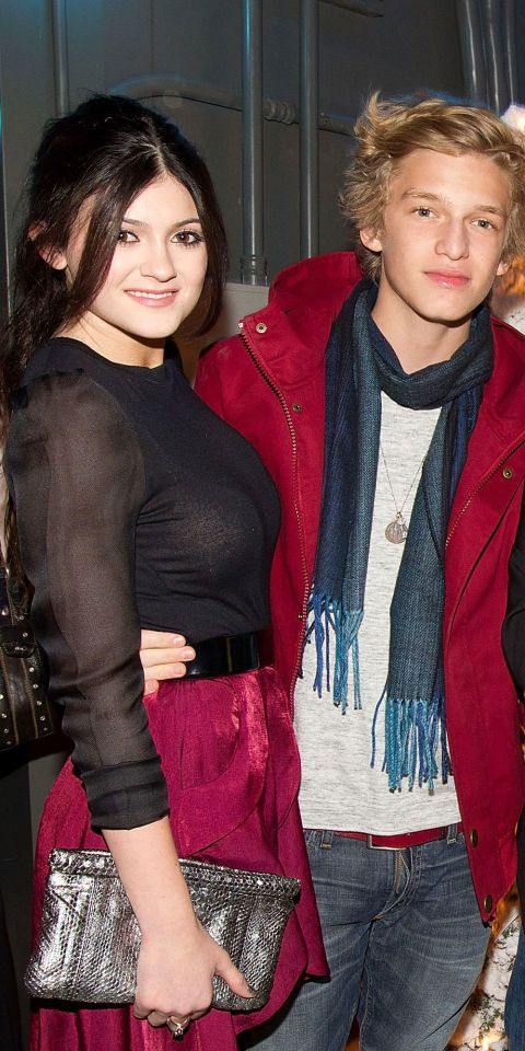 Kylie Jenner and Cody Simpson in 2011. Find out more about them and 20 other old celebrity couples you totally forgot dated.