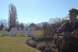 Calico wedding band Queenstown - Canape and Ceromony Music Personalise your wedding dayhttp://bit.ly/1z7HR3u