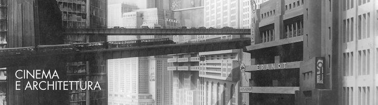 Il rapporto tra cinema ed architettura ha radici profonde e multiformi. Gli episodi architettonici storici o contemporanei, spesso firmati da noti professionisti, compaiono come sfondi o perfino come attivi protagonisti in numerosi film.