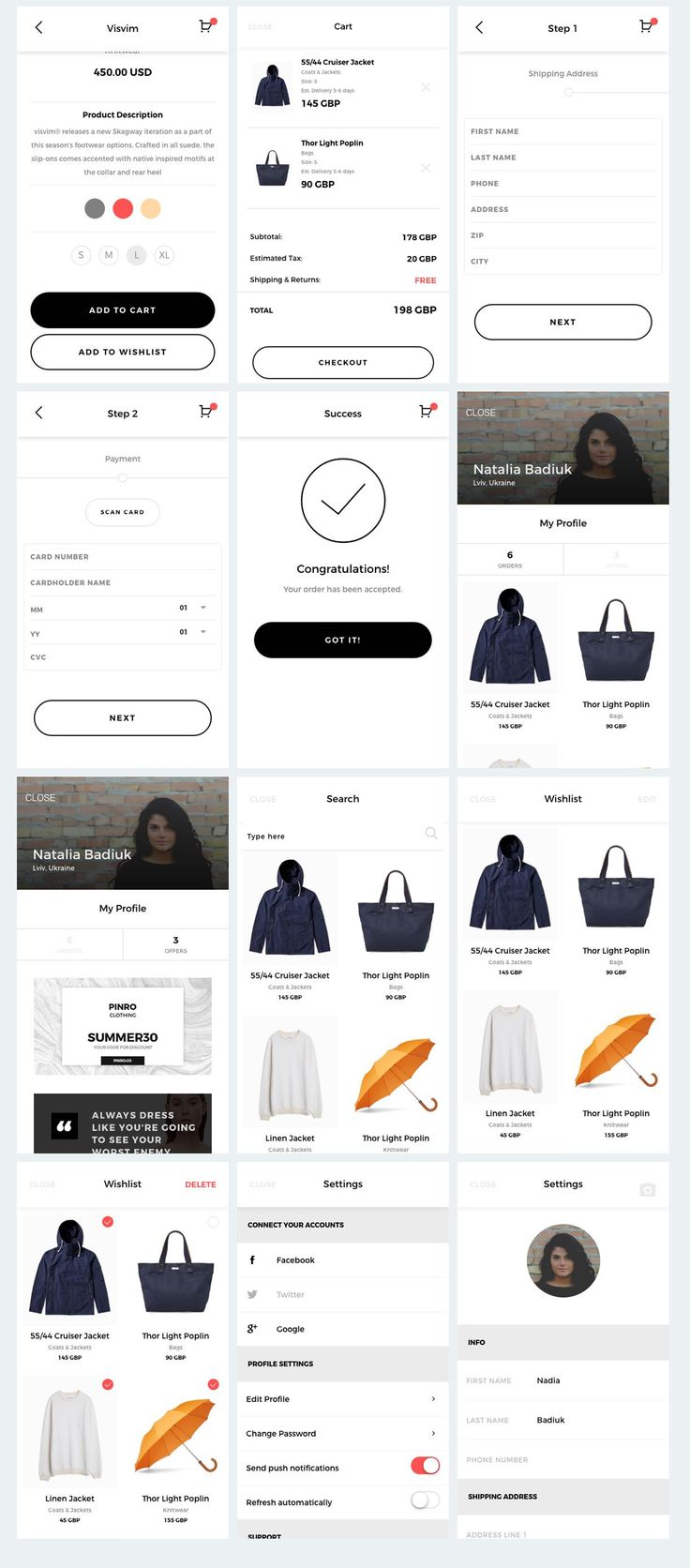 Check out the Order details summary and how the total is displayed. I think we c…