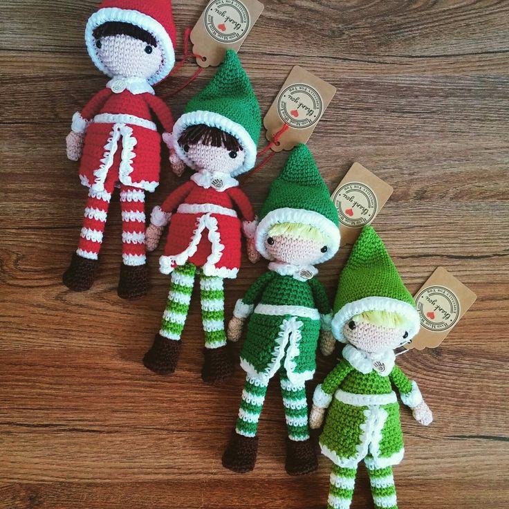 Karácsonyi manóim :) - gynkamanufaktura.wordpress.com