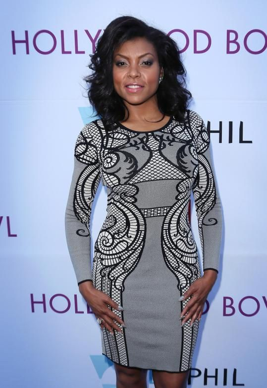How Taraji P. Henson Took A Chance On Hollywood With Only $700 And A Dream   (Hollywood Bowl Opening Night And Hall Of Fame Inductions)