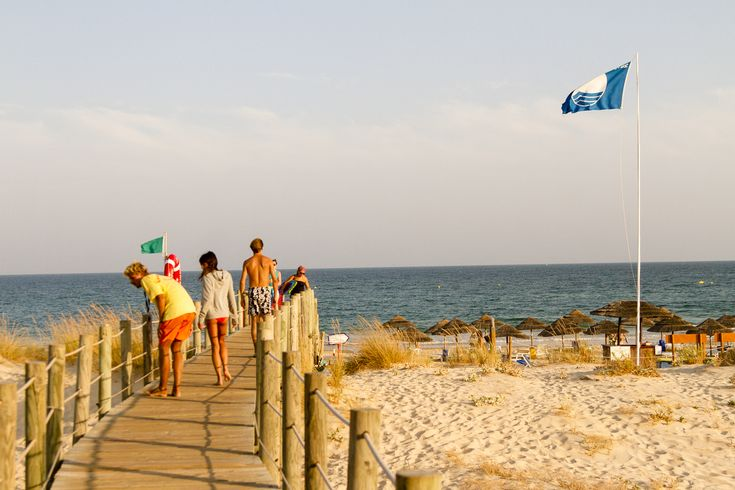 Tavira Beach by NelsonCarvalheiro.com