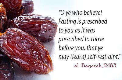 Fasting, ramadan, quran