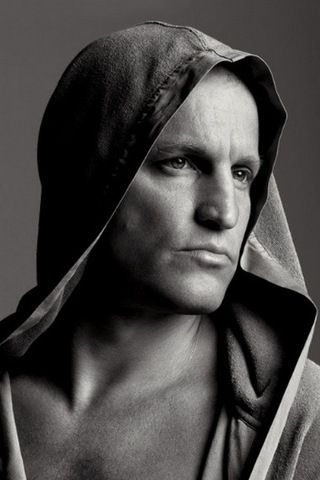 Woody Harrelson by Mario Testino