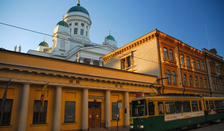 Top 15 sites to see in Helsinki for Cruise Visitors