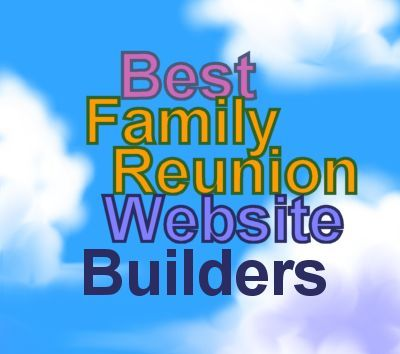 Mark at Fimark Home Online reviews 5 family reunion website builders - Who Passed The Test?