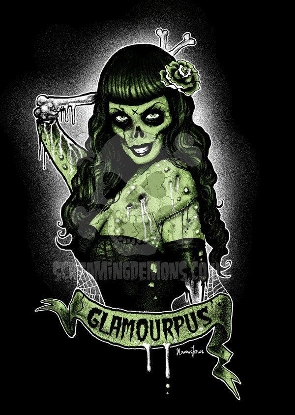 ☆ GlamourPus -:¦:- Artist Marcus Jones ☆
